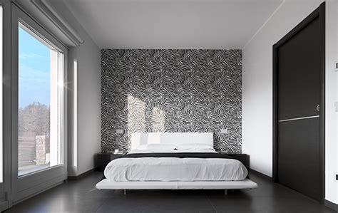 comment tapisser une chambre comment décorer sa chambre à coucher 5 alternatives déco