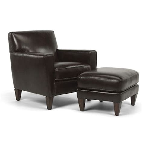 flexsteel 3966 10 08 digby chair and ottoman discount