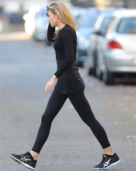 Abbey Clancy Reveals Weight Loss Tiny Frame Route