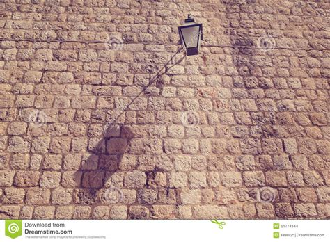 street light on a wall image of design