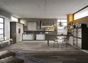 Kitchen And Pantry by Kitchen Design For Lofts 3 Urban Ideas From Snaidero