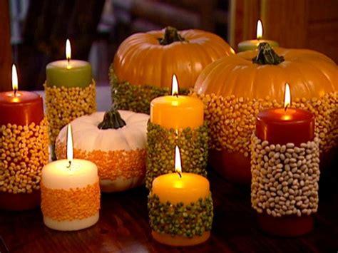 Fall Kitchen Decorating Ideas - festive fall tablescape hgtv