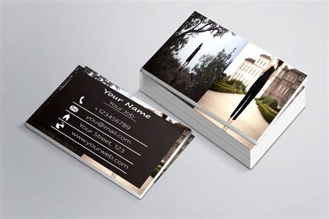 Photography Business Card Template By Banism24 On Deviantart Origami Business Card Stand Instructions Personalized Organizer Without Personal Name Electronic Office Depot Reader Printing Best Online Making