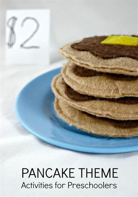 pancake crafts for preschoolers pancake day ideas activities dramatic play and 616