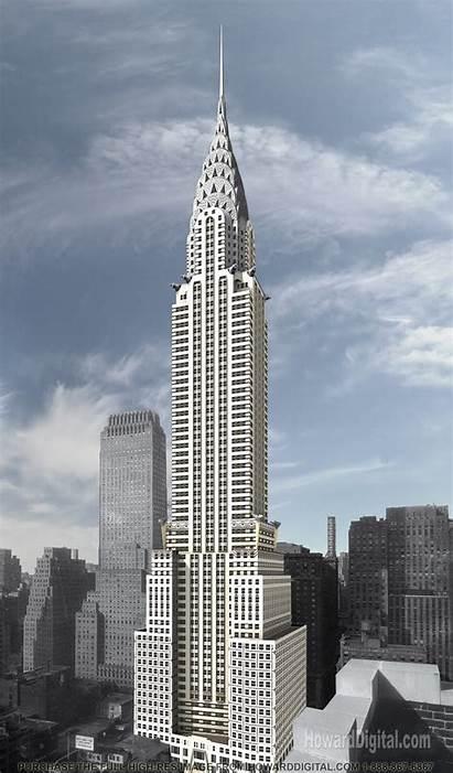 Chrysler Building Twila Mann Wallpapers