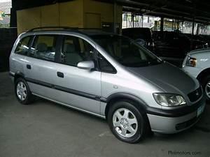 Used Chevrolet Zafira