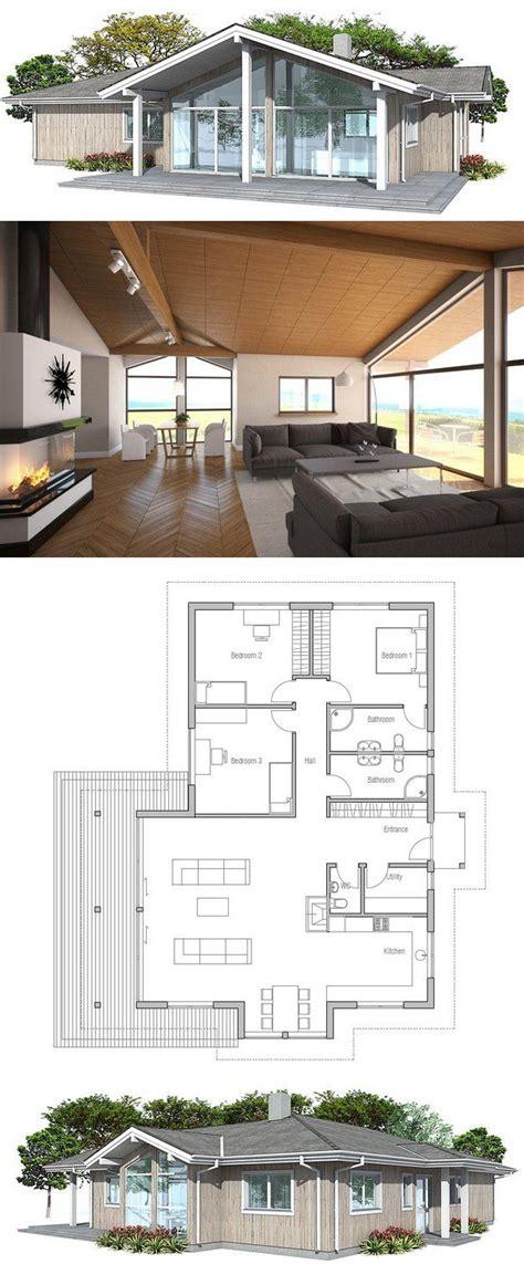Moderne Gemütliche Häuser by Hausplan Top 20 Hauspl 228 Ne Floor Plan Haus Pl 228 Ne