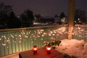 1000 images about Balcony Winter Lighting on Pinterest