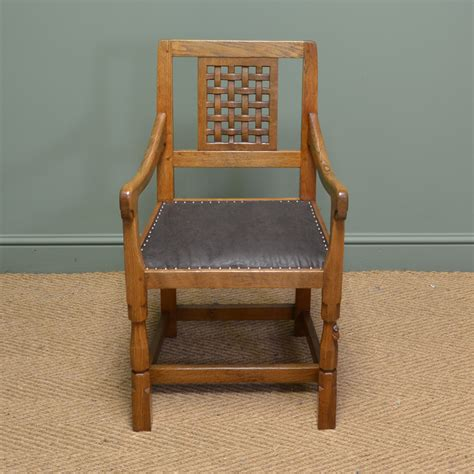 antique oak chair oak mouseman antique carver chair antiques world 1292