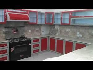 Aluminium kitchen cabinets in karachi youtube for Kitchen furniture in karachi