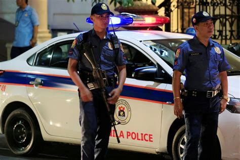 Philippines' Cash-strapped Cops Cheer New Crime-buster