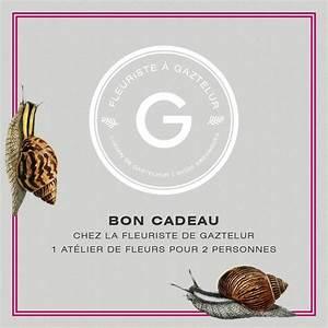Cadeau Pour Personne Agée : gaztelur bon cadeau 1 atelier fleurs pour 2 personnes ~ Melissatoandfro.com Idées de Décoration