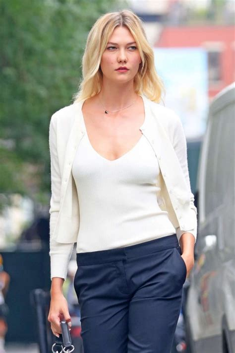 Karlie Kloss Out New York City Gotceleb
