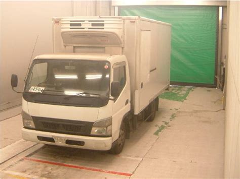 Mitsubishi Canter Refrigerator , 2005, Used For Sale
