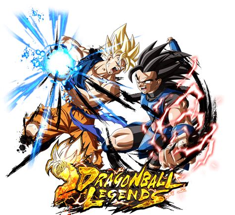 "New Mobile Game ""dragon Ball Legends"" Revealed Dragon"
