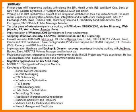 6 skill summary resume mbta online 6 summary for resume sles mbta online
