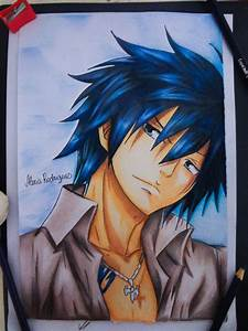 Gray Fullbuster - Fairy Tail by AlexiaRodrigues on DeviantArt