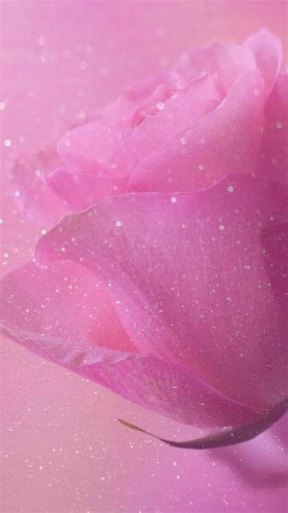 Girly Pretty Iphone Wallpapers Pink Glitter Background