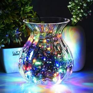Solar, 100, Led, String, Lights, Outdoor, Waterproof, Multicolor, Decorative, Light, For, Home, Party, Xmas