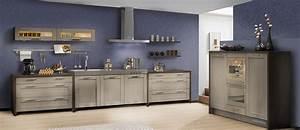 Cuisine En Kit Pas Cher : cuisines amenagees pas cher sur meuble cuisine meubles ~ Dailycaller-alerts.com Idées de Décoration