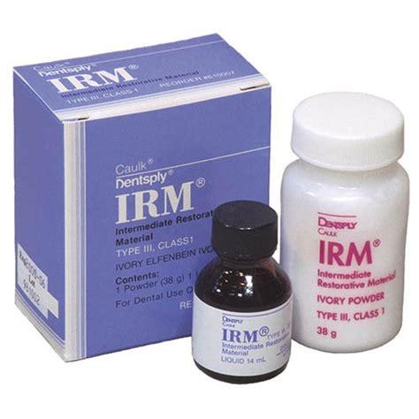 Caulk, IRM, Powder + Liquid, Ivory kit (38g powder + 14ml ...