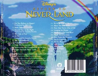 Return Never Land Soundtrack Disney 2002 Close