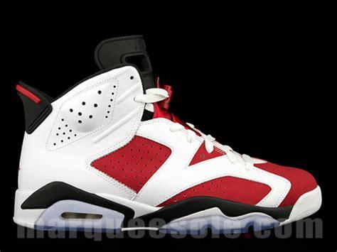 "Air Jordan 6 Retro ""carmine""  Air Jordans, Release Dates"