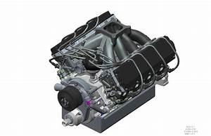 Roush Yates Engines Ry45 V8
