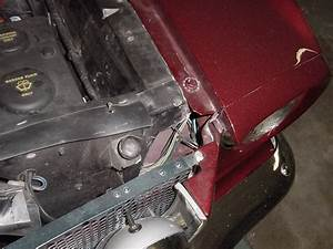 How To Install A Radiator Support To Hood Gasket