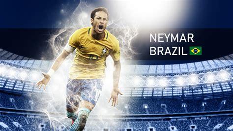neymar jr brazil footballer wallpapers hd wallpapers