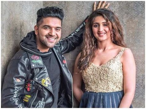 Guru Randhawa Releases A New Single With Dhvani Bhanushali