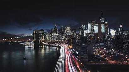 8k 4k Night York Ultra Wallpapers Cityscape