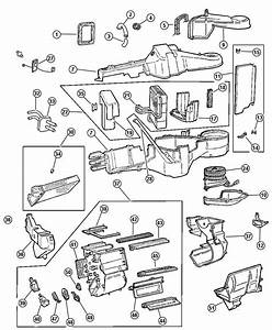 1997 Jeep Cherokee Wiring  Blower Motor  Air  Conditioning