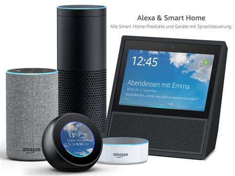 amazon smart home shop zentrale anlaufstelle fuer echo und alexa kompatible geraete