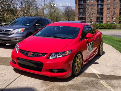 Find detailed specifications and information for your 2012 honda civic sedan. 2012 Honda Civic Wheel Offset Nearly Flush Coilovers ...