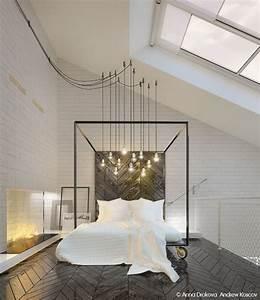 Lampen Für Schlafzimmer : gro e lampen f r hohe r ume haus ideen ~ Pilothousefishingboats.com Haus und Dekorationen