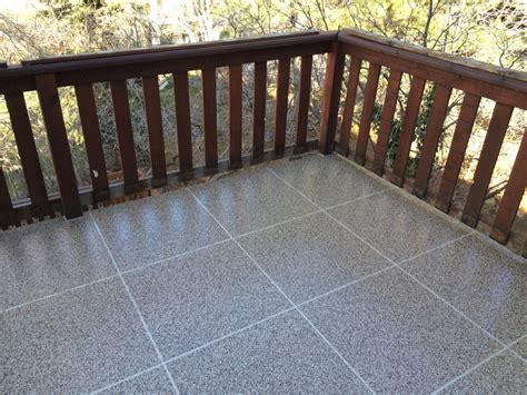 waterproof deck coating utah water proof decks salt lake