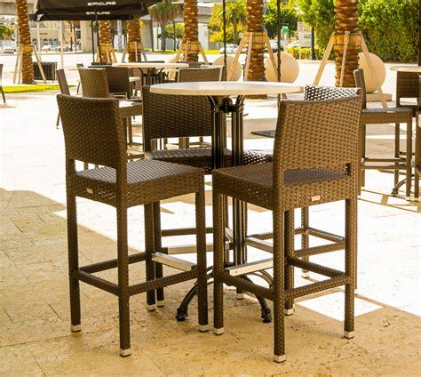 outdoor bar stools resort restaurant seating resort