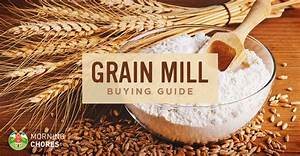 Best Grain Mill For Home Use