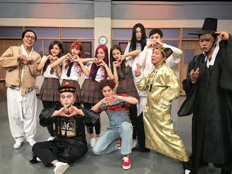 blackpink knowing brothers