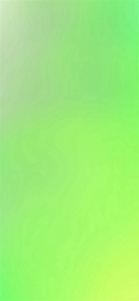Aesthetic Lime Green Iphone Wallpaper by Lime Green Gradation Color Hues 색깔 배경화면 민트