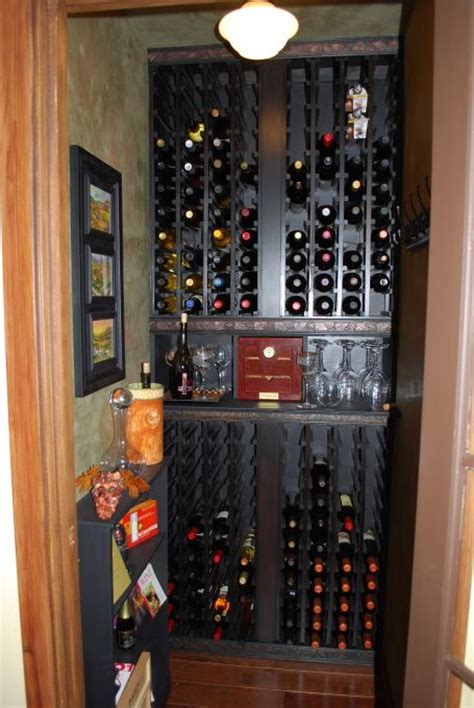 11 best images about wine cellar on closet