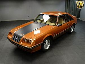 V8 Lover — '84 Mustang GT, 5.0 Liter, Auto, only 2500 miles…
