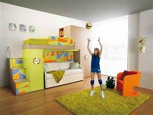 Kinderzimmer Für Zwei : ergonomische kinderzimmer designs f r zwei kleinkinder angebracht ~ Frokenaadalensverden.com Haus und Dekorationen