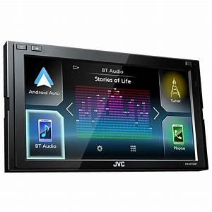 Android Auto Autoradio : jvc kw m730bt autoradio jvc sur ~ Medecine-chirurgie-esthetiques.com Avis de Voitures