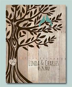personalized wedding gift love birds tree engagement gift With wedding gifts for couples