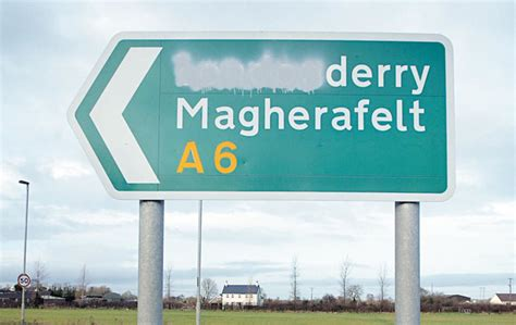 No Prosecutions In Northern Ireland For Defacing Road. Elegant Signs Of Stroke. Osh Signs Of Stroke. Glance Signs Of Stroke. Conjunctivitis Signs. Secondary Signs. Casino Signs. D Up Signs. Woman Signs Of Stroke