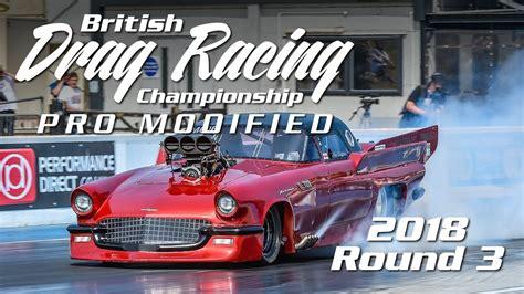 2018 British Drag Racing