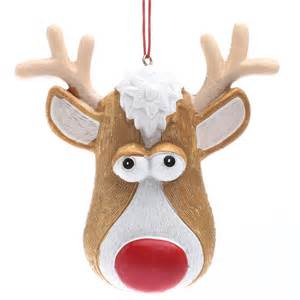 rudolph the red nose reindeer ornament christmas ornaments christmas and winter holiday crafts