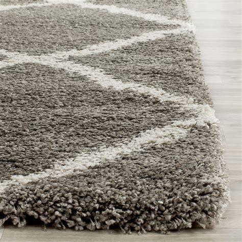 grey shag rug grey shag area rug decor ideasdecor ideas